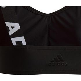 adidas SH3.RO Branded Beach Bikini Top Women, black/white